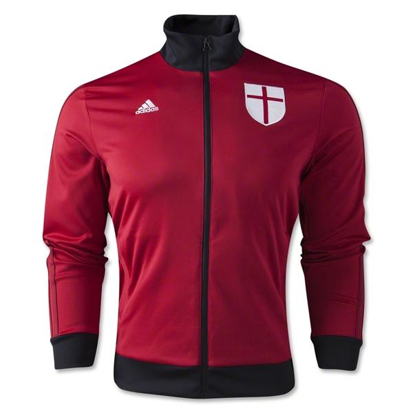 adidas ac milan 14 15 track jacket soccer unlimited usa. Black Bedroom Furniture Sets. Home Design Ideas