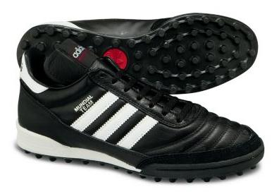 bfe5b337757 adidas Mundial Team turf - black white