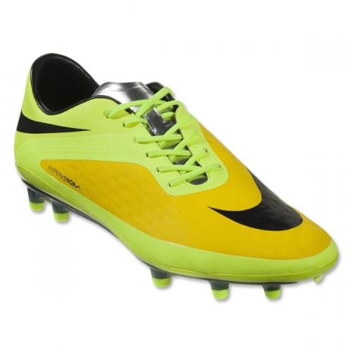 low priced 70e28 d20a3 Nike Hypervenom Phatal FG Soccer Cleat- Vibrant Yellow