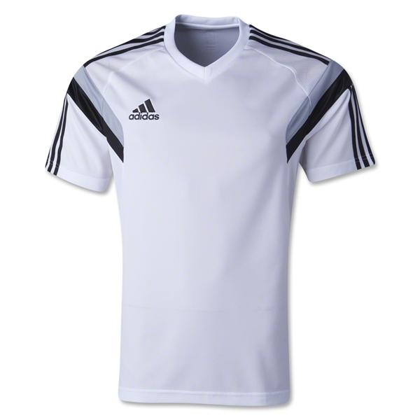 adidas Condivo 14 Training Jersey- White