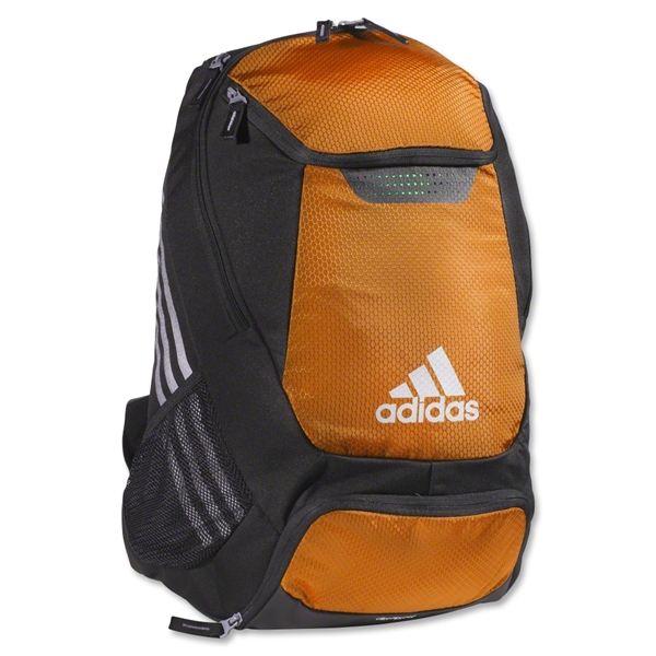 Adidas Stadium Team Backpack Orange Soccer Unlimited Usa