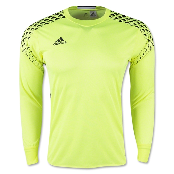 f74d1d6ac49 adidas Onore 16 Gk Jersey - Neon Yellow