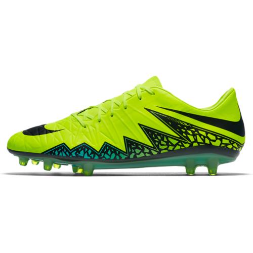 43f0937e3 Nike Hypervenom Phatal II FG Soccer Cleat- Volt Hyper Turquoise. Sale!
