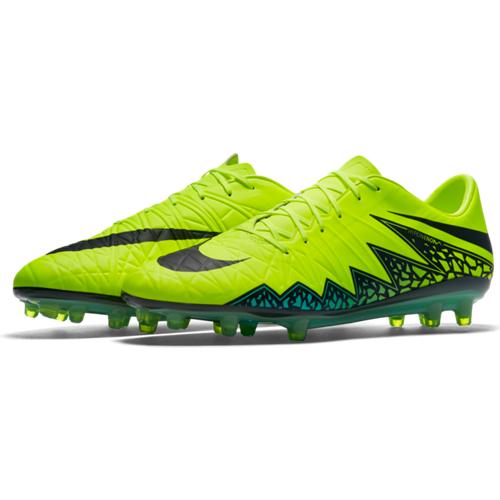 promo code 5fc78 9ddb3 Nike Hypervenom Phatal II FG Soccer Cleat- Volt/Hyper Turquoise