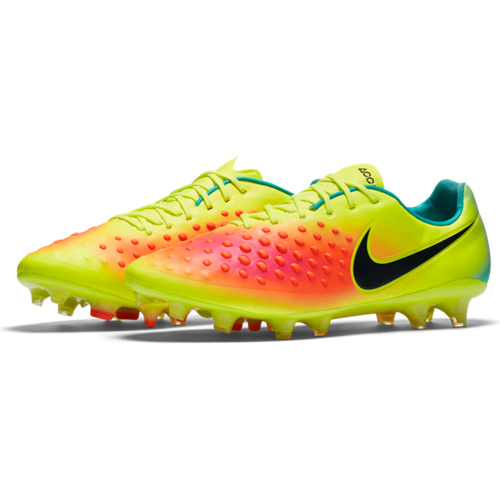 515784664 Nike Magista OPUS FG Soccer Cleat - Yellow