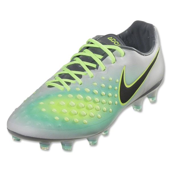 check out 39157 04bbb Nike Magista OPUS FG Soccer Cleat - Gray Jade   Soccer Unlimited USA