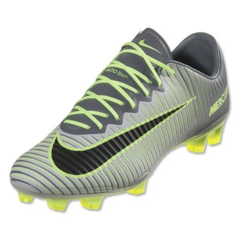 buy online b0f2d dde46 Nike Mercurial Vapor XI FG Soccer Cleat - Pure Platinum