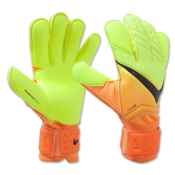 evaporación Centelleo Antecedente  Nike Vapor Grip 3 GK Glove - Bright Citrus/Volt | Soccer Unlimited USA
