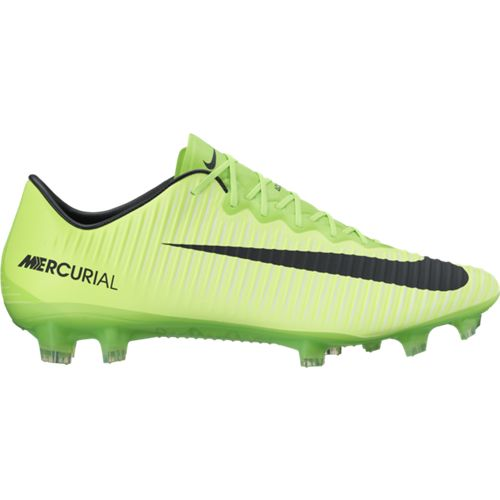 size 40 12565 d0e77 Nike Mercurial Vapor XI FG Soccer Cleat - Electric Green