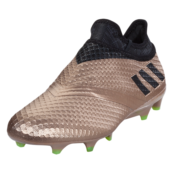 Adidas Messi 16 Pure Agility Fg Soccer Cleat Copper