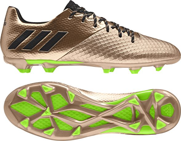 6e45f1c086f adidas Messi 16.2 FG Soccer Cleat- Copper
