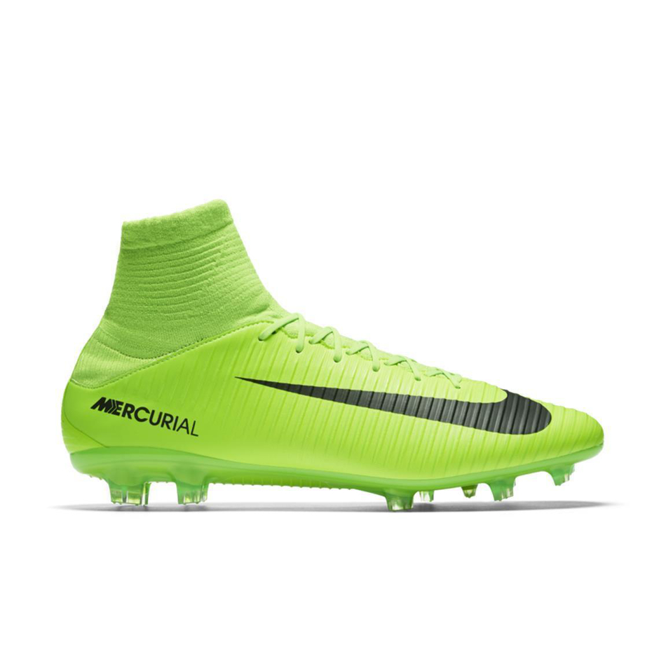 ee6f83a48 Nike Mercurial Veloce III Dynamic Fit FG Soccer Cleat - Electric Green ...