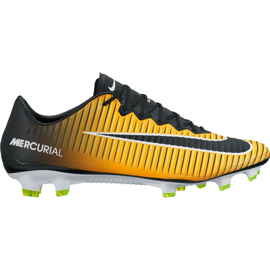 lowest price 54ba8 26682 Nike Mercurial Vapor XI FG Soccer Cleat - Laser Orange