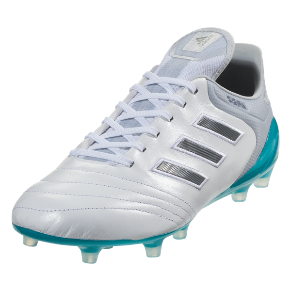 new styles 3fdcd 6794d adidas Copa 17.2 FG Soccer Cleat- White/Onix