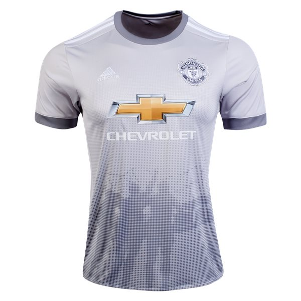 new product 4041c 41dd5 adidas Manchester United 17/18 Third Jersey