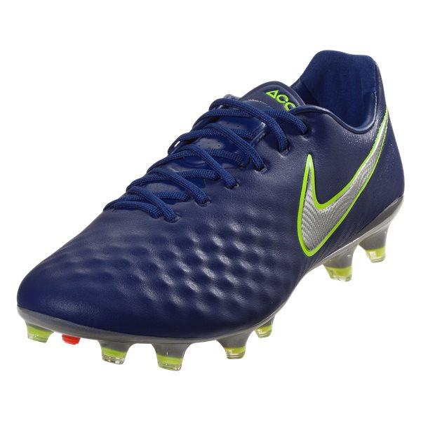 fa1dc9661 Nike Magista Opus II FG Soccer Cleat - Royal Blue | Soccer Unlimited USA