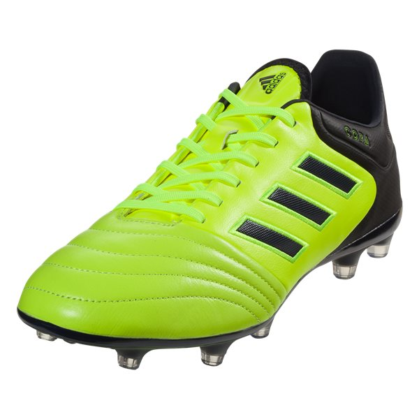b4e8c06c5f7 adidas Copa 17.2 FG Soccer Cleat- Solar Yellow Black