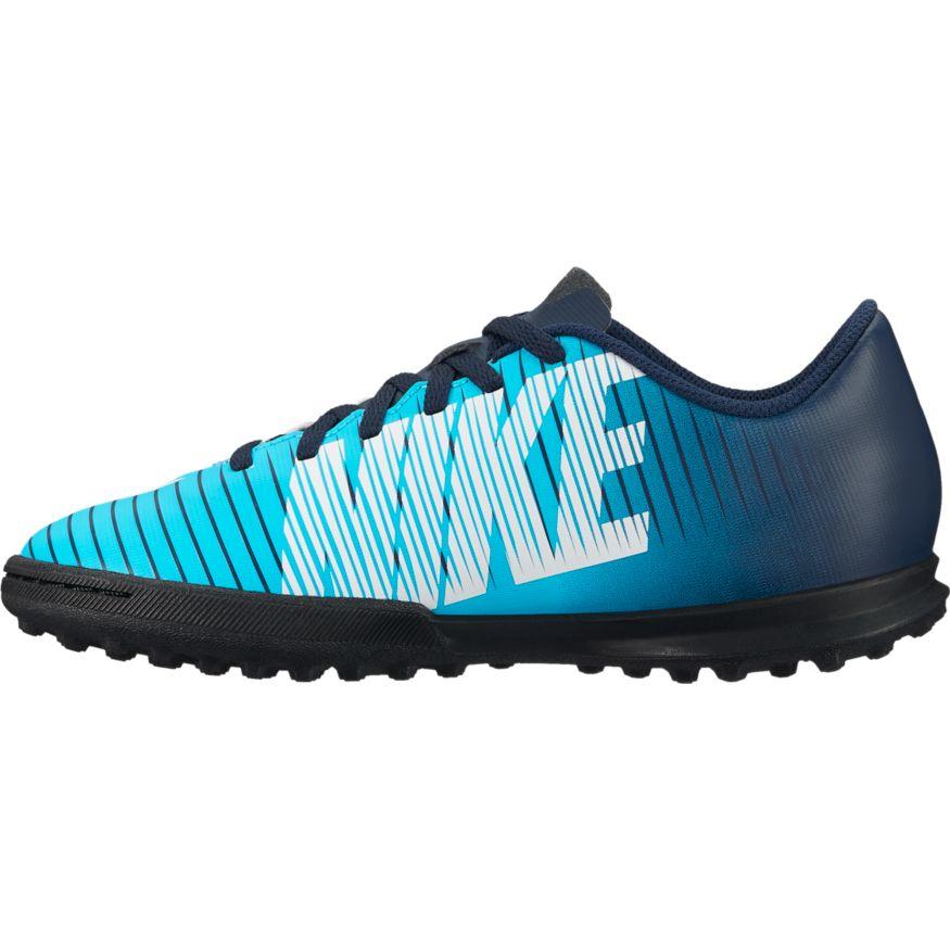 best service 23d22 825b2 Nike Jr Mercurial X Vortex III TF - Obsidian/Gamma Blue ...