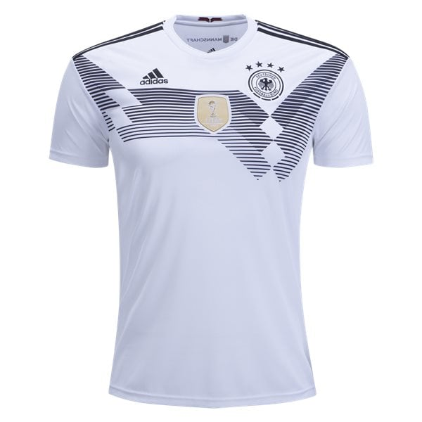 adidas Germany Home Jersey Youth - White/Black | Soccer ...