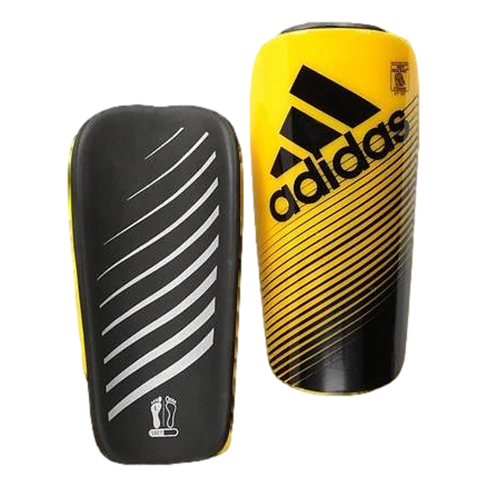 adidas Ghost Guard Shinguard Yellow | Soccer Unlimited USA