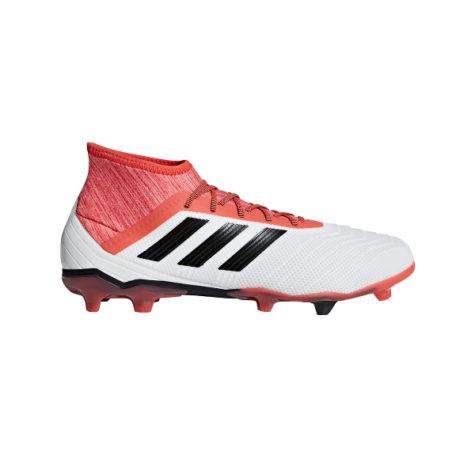 adidas Copa 18.2 FG Soccer Cleat Core BlackCloud White