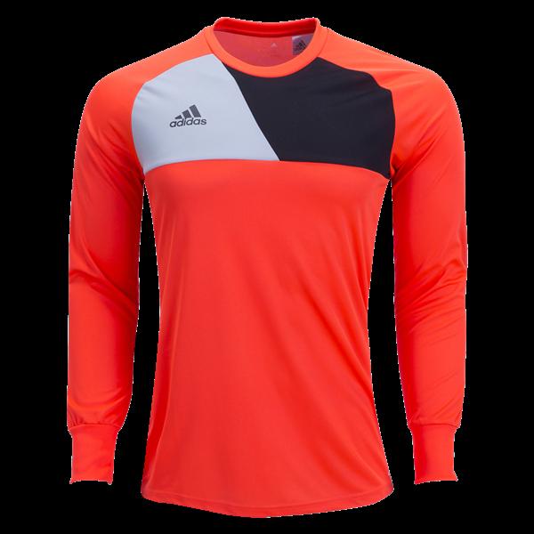 adidas Assita 17 GK Jersey Youth - Solar Red/Stone   Soccer ...