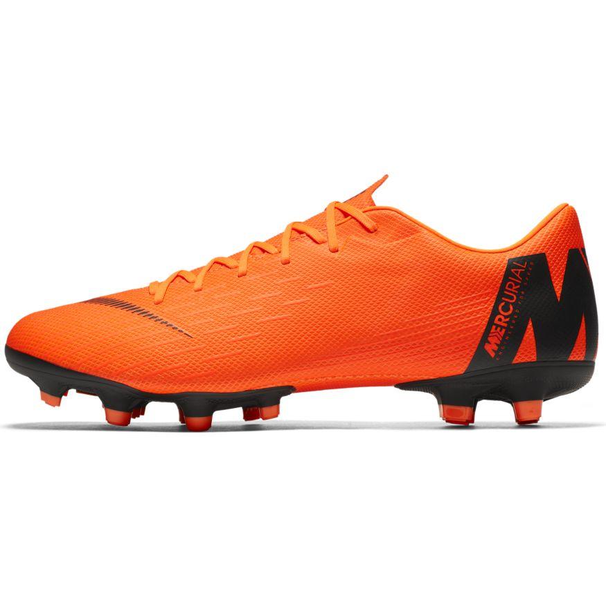 731d9be62 Nike Vapor 12 Academy FG/MG Soccer Cleat- Total Orange/Black. Sale!