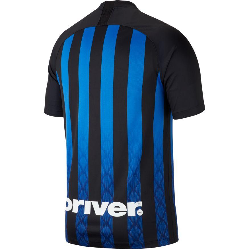 buy online 46bb0 97987 Nike Breathe Inter Milan Home Stadium Jersey - Black/True Gold | Soccer  Unlimited USA