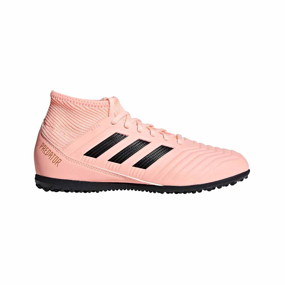 new concept bb4a6 91214 adidas Predator Tango 18.3 TF J - Clear Orange/Black/Trace Pink