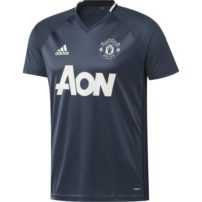 7fefdc6519a adidas Manchester United Training Jersey – Navy  50.00  30.00