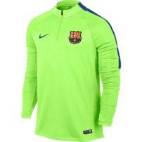 82df4c478 Nike Barcelona 1 4 Zip Top Mens - Yellow