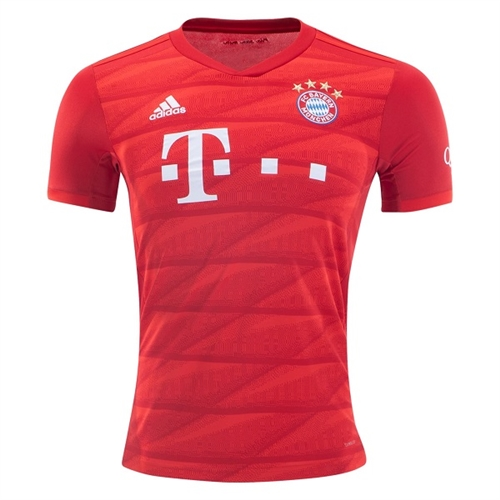 Adidas Fc Bayern Munich Home Jersey Red Soccer Unlimited Usa