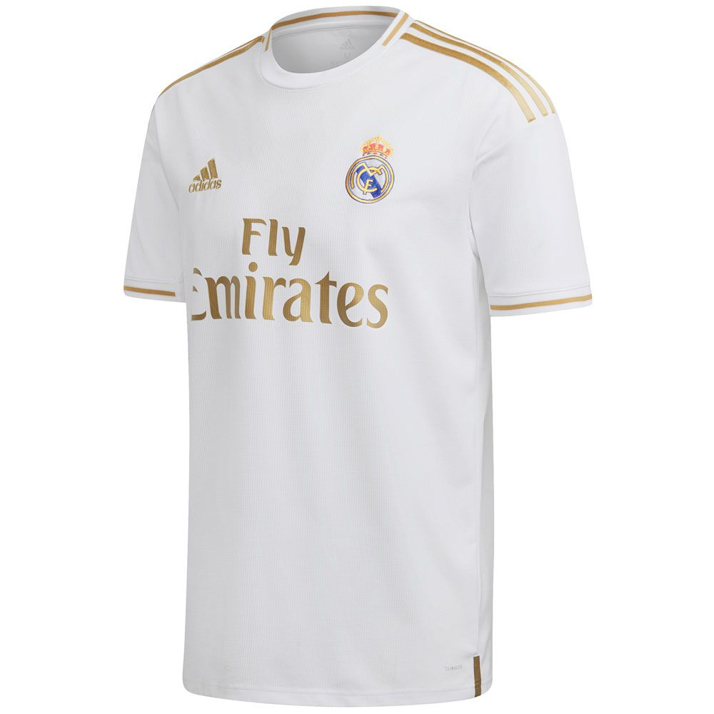 adidas Real Madrid Home Jersey - White | Soccer Unlimited USA