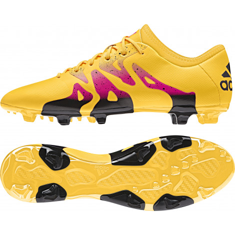 lowest price db37d ff8e5 adidas X 15.2 FG Soccer Cleat- Gold