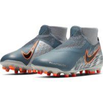 8a92e1667 Nike Junior Phantom Vision Academy Dynamic Fit FG MG Soccer Cleat- Armory  Blue Black  65.00  59.95