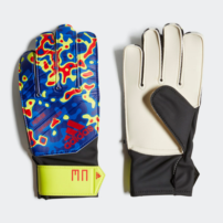 ec59c5480458 Adidas Predator JR Goalkeeper Gloves – Blue/Neon/Red