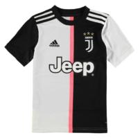 b913aa82e adidas Juventus FC Home Youth Jersey – Black White  75.00  64.95
