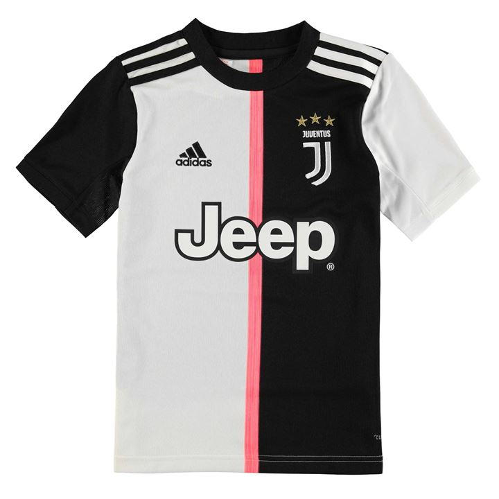 adidas Juventus FC Home Jersey - Black/White | Soccer Unlimited ...