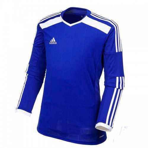 adidas Regista Long Sleeve 14 Jersey - Royal Blue