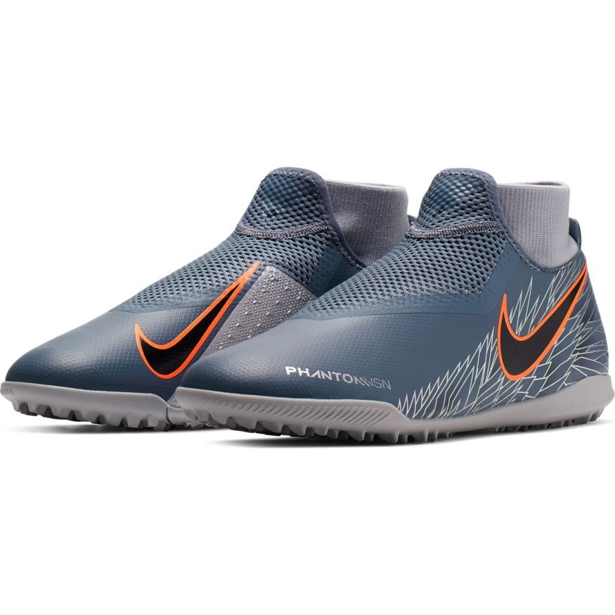 ea98d2c2c Nike Phantom Vision Academy Dynamic Fit TF - Armory Blue/ Black | Soccer  Unlimited USA