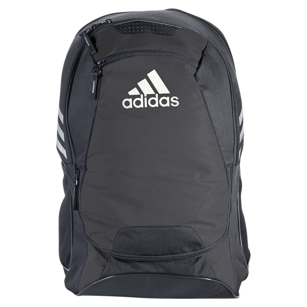 35b0b6838 adidas Stadium Team Backpack II - Black | Soccer Unlimited USA