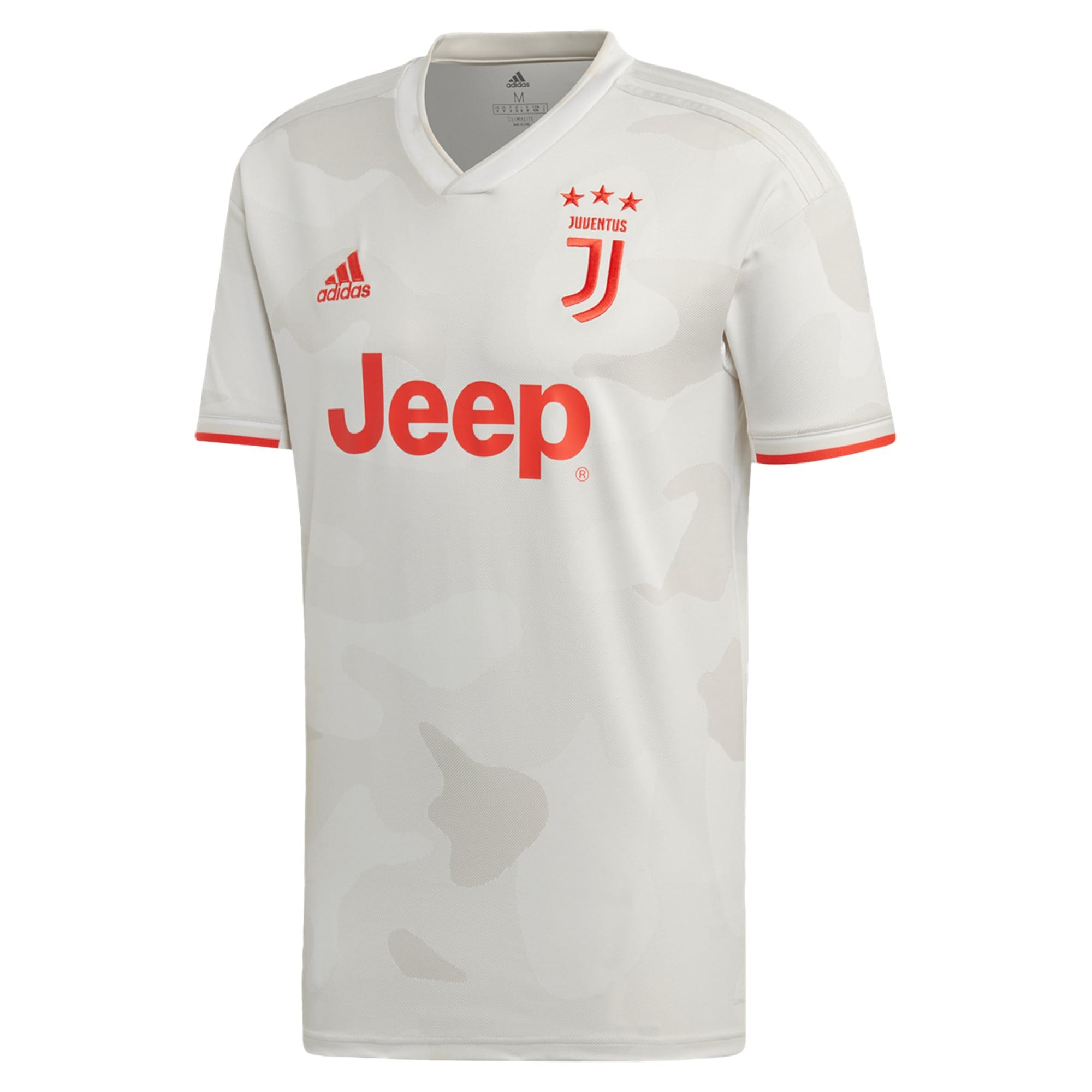 newest 69e6b 8d14a adidas Juventus Away Jersey - Core White/Raw White