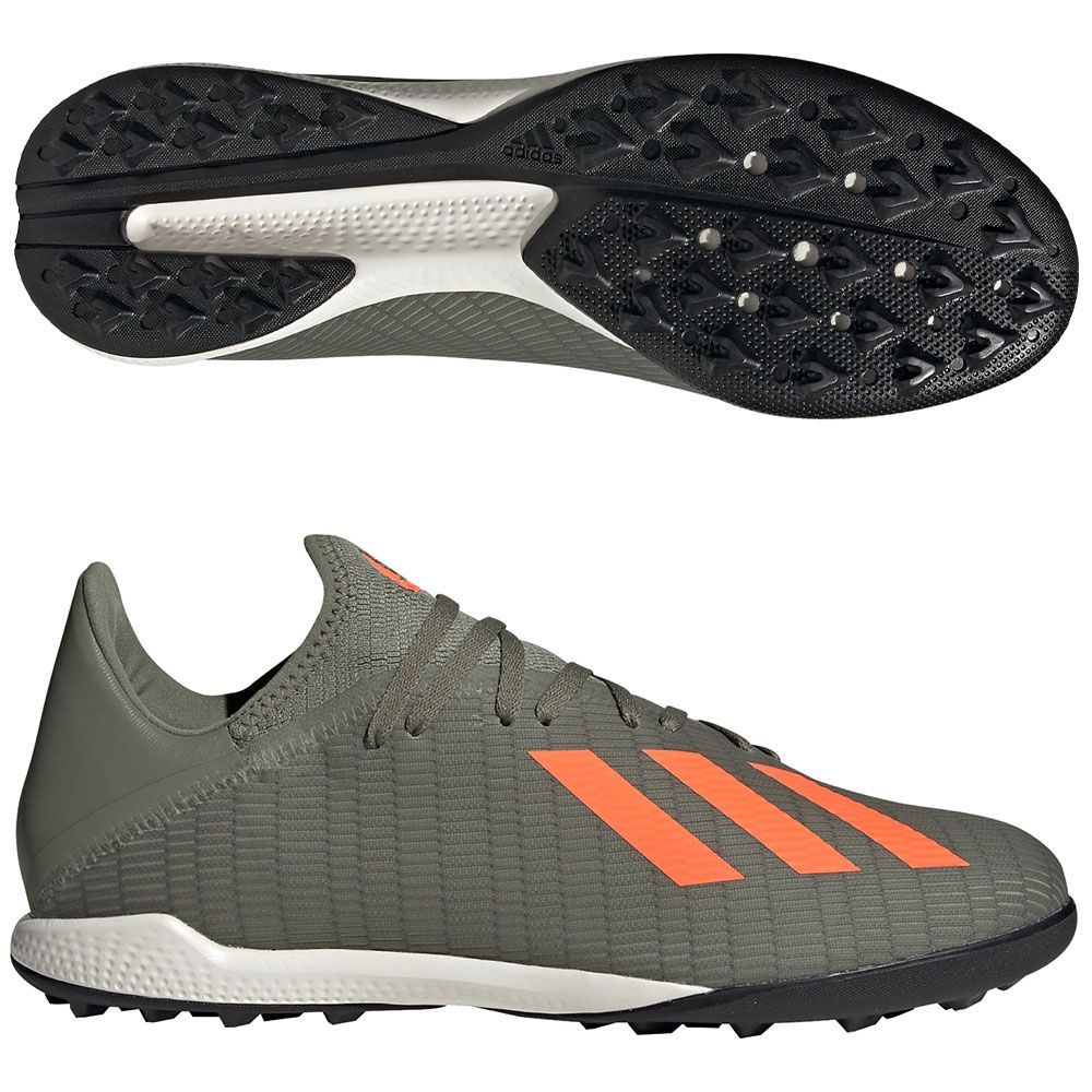 adidas X 19.3 Turf Soccer Shoe - Legacy
