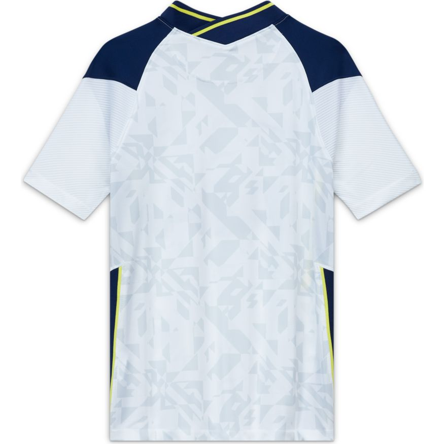 Nike Breathe Tottenham Hotspur Stadium Youth Home Jersey White Binary Blue Soccer Unlimited Usa