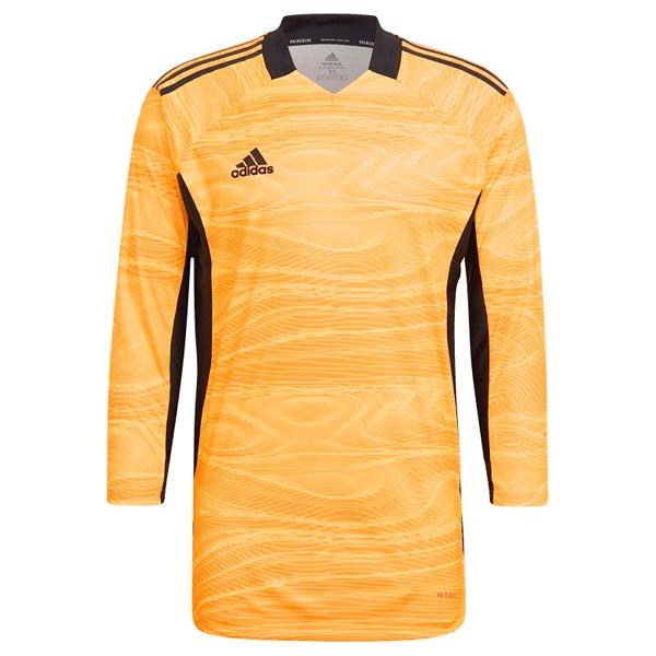 adidas Condivo 21 Long Sleeve Women's GK Jersey - Acid Orange