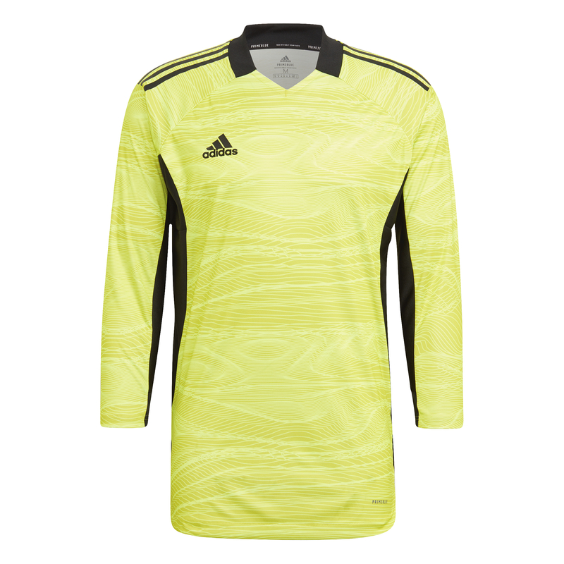 adidas Condivo 21 Long Sleeve GK Jersey - Acid Yellow